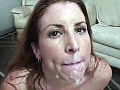 Sexy Milf Gets A Messy Blowbang Facial Porn 0f Xhamster
